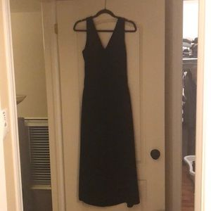 Wilfred Dresses - Aritzia Wilfred Ecoulement Dress - Black -size 8